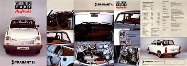 trabant auto union project trabant the east german people u0027s car