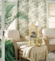 French Country Wallpaper by Classy Wallpaper Beside White Curtain Window French Country