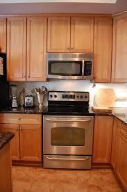 kitchen traditional orange kitchen cabinets backsplash ideas
