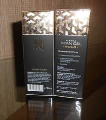 gold titan gel special gel for men 13 46 picclick uk