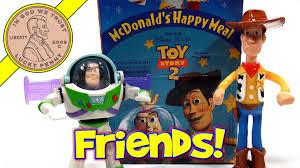 Potato Head Kit Toy Story Disney Pixar Toy Story 2 1999 Mcdonald U0027s Retro Happy Meal Toy