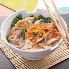 recette cuisine chinoise soupe repas aux raviolis chinois recettes cuisine et nutrition
