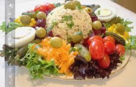 cuisine salade salade composée au riz et thon salade pour ramadan 2017 amour de