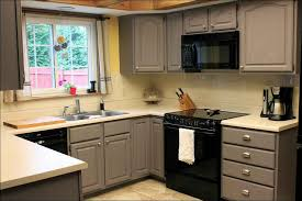 repainting kitchen cabinets cost image for spray painting