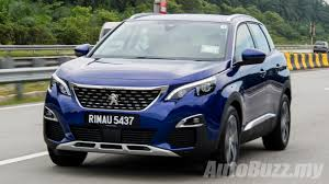 peugeot car price in malaysia all new peugeot 3008 launched in malaysia 2 variants from rm142