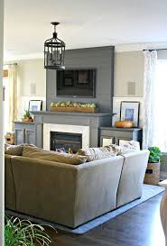Where To Place Tv In Living Room by Living Room With Tv Above Fireplace Decorating Ideas Surripui Net