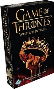 amazon com game of thrones intrigue reiner knizia fantasy