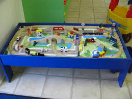 table top train set minnie mites mother and group table toys page