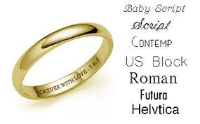 wedding quotes ring free engraving on diamond wedding bands wedding rings
