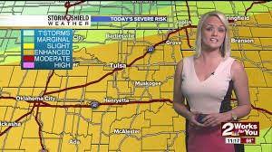 Oklahoma Weather Map 2 Works For You Friday Midday Weather Forecast Youtube