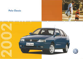 volkswagen polo 2002 thesamba com vw archives 2002 vw polo classic sales brochure