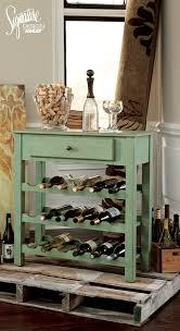 wine tables and racks mirimyn console wine rack ashley furniture ashley furniture