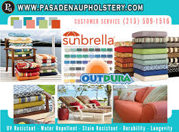 san gabriel patio cushions and outdoor upholstery services custom