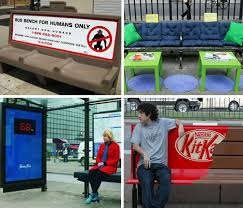 Creative Benches Fit To Sit 15 Clever Bench Ads U0026 Marketing Campaigns Urbanist