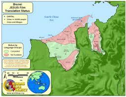 Brunei Map Brunei Worldmap Org