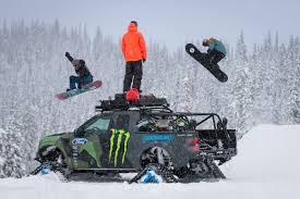 Ford Raptor Nitro Truck - ken block u0027s raptortrax shredfest with zak hale u0026 ethan deiss youtube