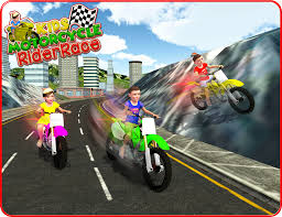 kids motocross racing kids motorbike rider race 3d android apps on google play