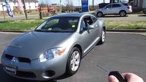 eclipse mitsubishi 2008 2008 mitsubishi eclipse gs walkaround start up tour and overview