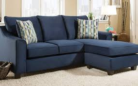 sofa dark blue sofas enjoyable dark blue microfiber sofa u201a lovely