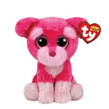 ty beanie boos small cherry dog soft toy claire u0027s