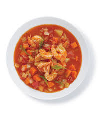 shrimp and vegetable soup recipe real simple