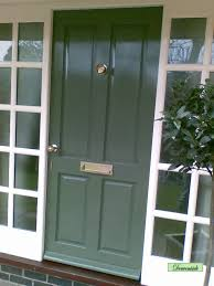 Solid Timber Front Door by Bespoke Doors Derwentside Shopping Mill