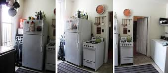 top of fridge storage creative colab design advice small industrial kitchen for a
