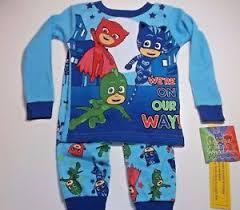 pj masks toddler boys 2t 3t 4t 5t pajamas boys pj masks