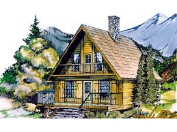 chalet floor plans shadow mountain cottage home plan 062d 0031 house plans and more