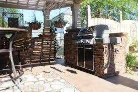 top outdoor kitchen stone veneer room design plan gallery to