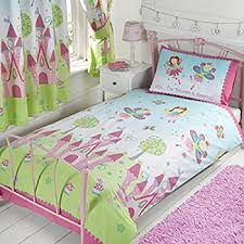 Single Duvet Covers And Matching Curtains Single Duvet Cover Set With Matching Curtains Flowers