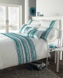 Shabby Chic Blue Bedding by Gray Turquoise Blue Bedroom Chic Bedding Nrtradiant Com