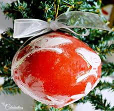 make your own ornament inspiration miss celebration