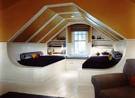 attic bedroom paint ideas black striped blanket and fancy ceiling
