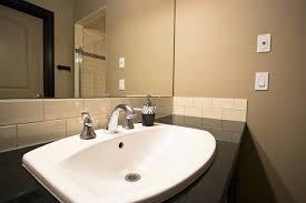 Shallow Bathtub Bathroom Accessible University