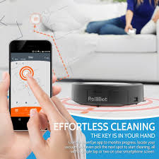 home cleaning robots amazon com rollibot le 601 top ranked 3d laser mapping lasereye