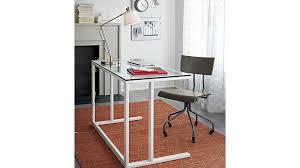 Crate And Barrel Office Desk Pilsen Salt Desk Crate And Barrel