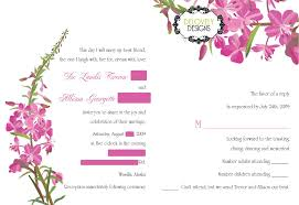 invitation designs delovely designs new wedding invitation design allison and trevor