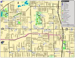 map of wyoming maps of parks trails restaurants and more in wyoming michigan