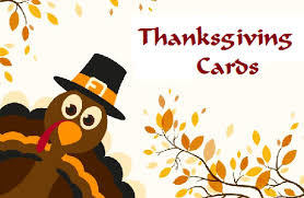 thanksgiving cards utica library