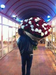 buy roses so my friend decided to buy roses for his anniversary with