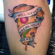 people love pizza 40 cheesy pizza tattoos 1