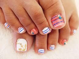 cute toenail design nails pinterest nail nail makeup and