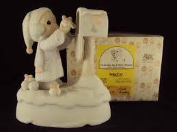 snowglobe music box that plays white christmas gift bag with santa
