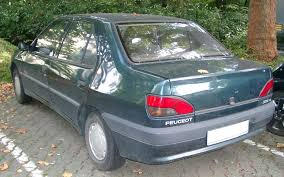 peugeot cars older models file peugeot 306 rear 20070918 jpg wikimedia commons
