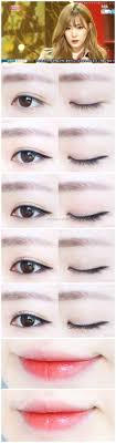 tutorial make up mata sipit ala korea 112 best asian makeup images on pinterest asian makeup korean