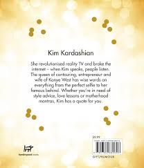 Love Is Not Selfish Quote by Pocket Kim Wisdom Witty Quotes And Wise Words From Kim Kardashian