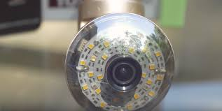 light bulb security system the tovnet wifi security camera disguises a camera as a light bulb