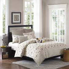 shop ink ivy ankara neutral coverlet collection the home