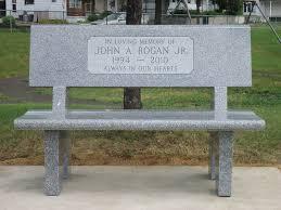 granite benches pesavento monuments granite benches